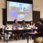 Crisis Panel shares their perspectives during the Memorial Day Flood.