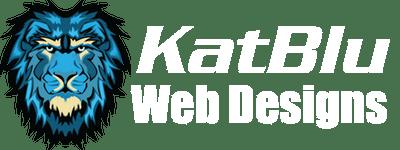 KatBlu web designs logo