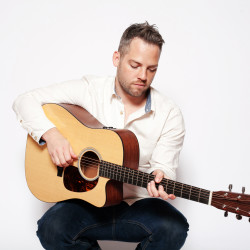 Tyler Stenson with Guitar