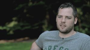 Tyler Stenson interview