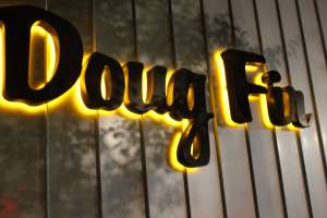 doug fir lounge