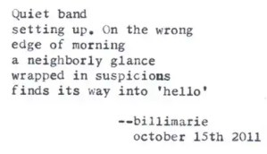 """""""The Farmer's Market"""" by billimarie from typewriter poetry"""