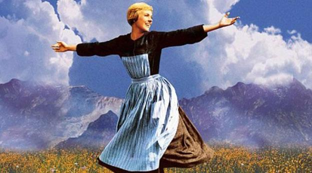 I Am Maria Von Trapp Singing Atop The Freaking Hills