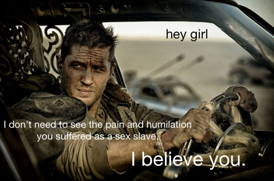 Mad Max is a Feminist Masterpiece