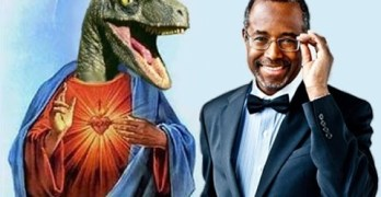 Ben Carson's End Times Beliefs Are Out There…