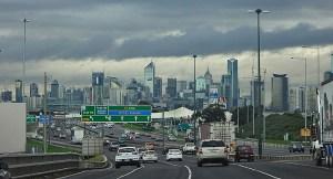 Дороги в Мельбурне