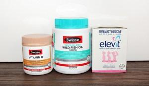 Vitamins and pregnancy