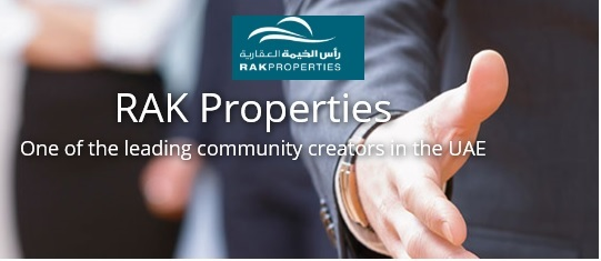RAK Properties : Net profit increased 2.7% to Dh160 million in 2015