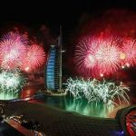 How to access the Fireworks Display in Dubai on New Year Eve