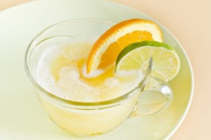 Make Banana Slush Punch with GE