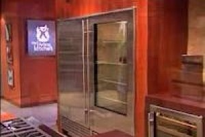 Wolf Sub Zero Living Kitchen at Universal Appliance and Kitchen Center
