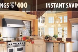 Viking Appliances Instant Savings