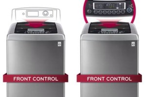 LG Front Control Laundry