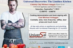 Epicurean Event at Universal Appliance and Kitchen Center