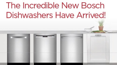 New-Dishwashers