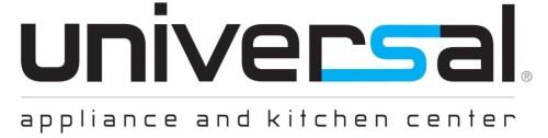 Universal Appliance Logo