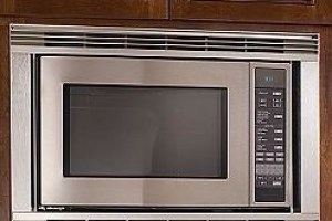 Placement of a Microwave Oven
