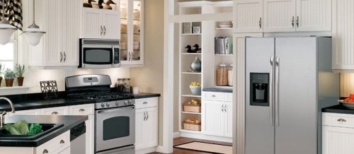 GE Cleansteel™ Appliances