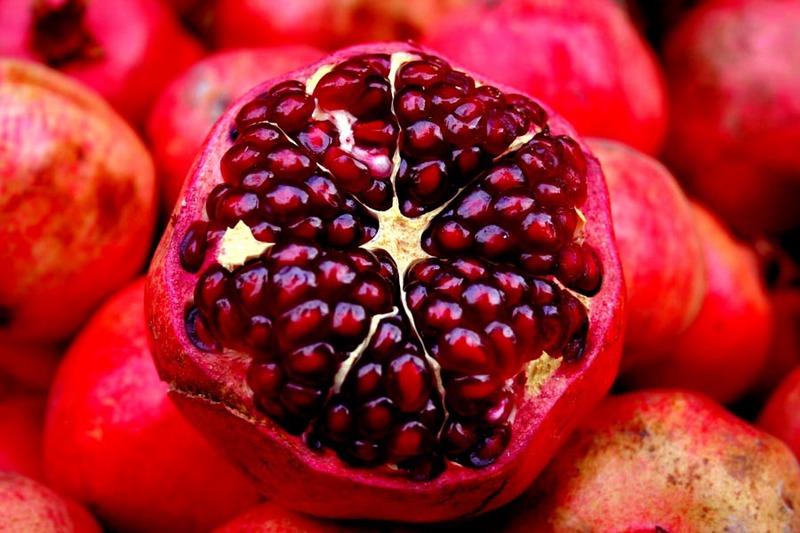 cut-pomegranate