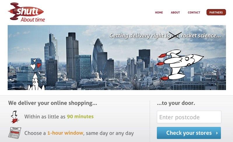 Shutl | Online delivery revolution