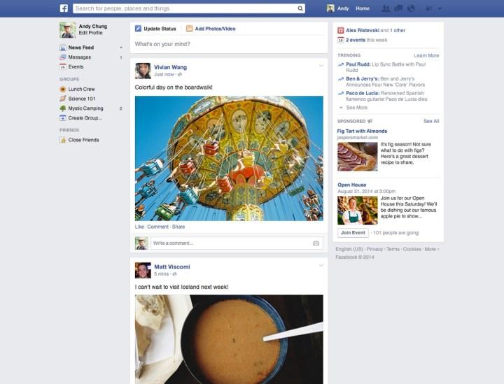 facebook nuevo