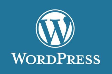 Primeros pasos con WordPress.