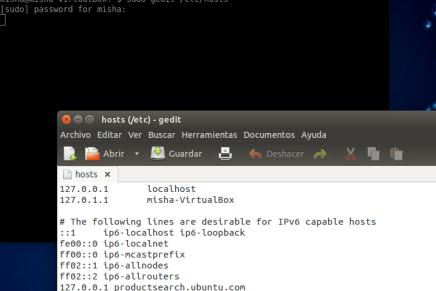 ¿Cómo cambiar el nombre del equipo en Linux?