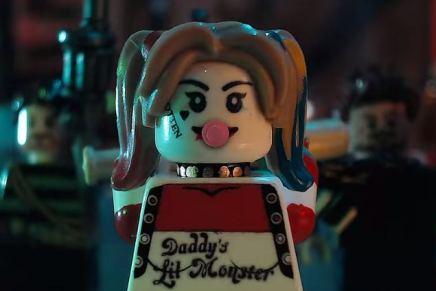 Esta es la alucinante adaptación a Lego de 'Escuadrón Suicida'