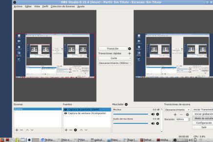 Como instalar OBS (Open Broadcaster Sofware) en Ubuntu Linux