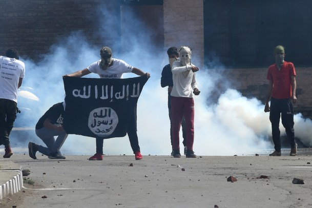 Islamic State presence confirmed in Kashmir