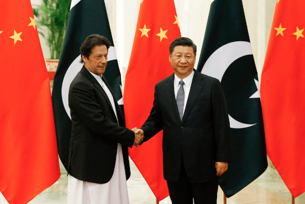 Beijing tightens its grip on Islamabad
