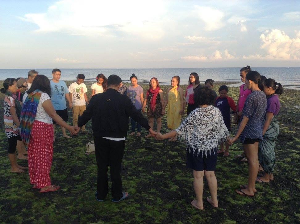 Shibashi by the Sea - Morning Meditation (2nd day)