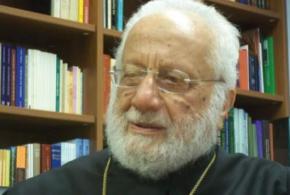 المطران جورج خضر: الكنيسة سقطت عبر التاريخ