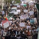 إضرابات ومواقف متباينة طلباً لسلسلة تجر بنودها منذ 2012 أكثر من 160 إضراباً و200 اعتصام للمعلمين والمطالب معلّقة