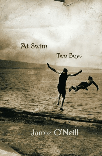 Beautiful Book Covers - At Swim, by Two Boys