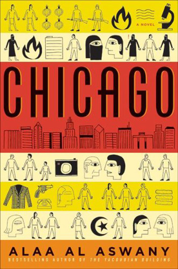 Beautiful Book Covers - Chicago