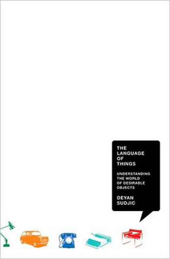 Beautiful Book Covers - The Language of Things