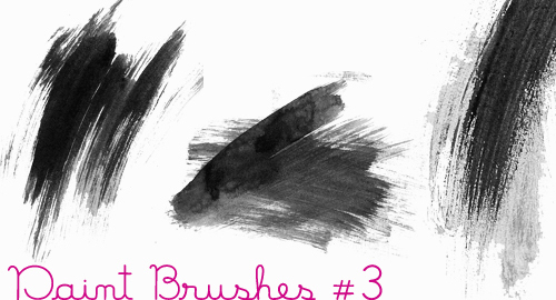 19 paint brushes