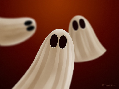 Halloween Desktop Wallpapers -  Halloween Ghosts