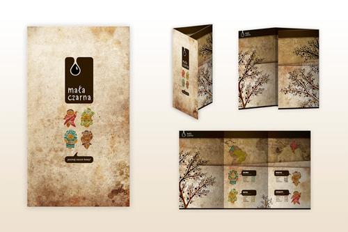 Booklet Designs - Maa Czarna