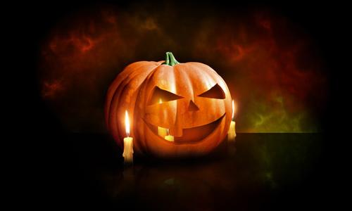 Halloween Photoshop Tutorials - Halloween Pumpkin