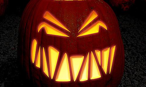 Halloween Photoshop Tutorials - Jackolantern