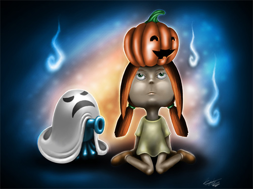 Halloween Desktop Wallpapers - Halloween Dream
