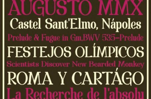 tipografia gratis