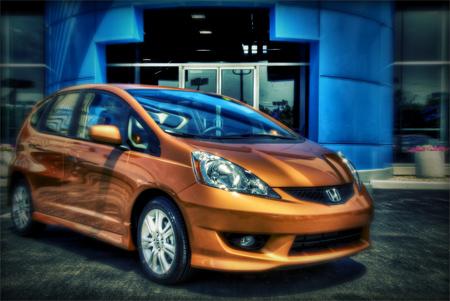Honda FIt | HDR