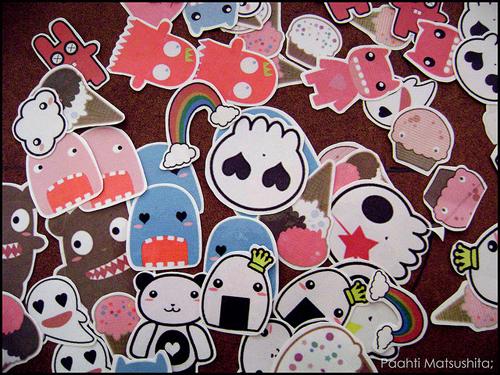 Custom Sticker Designs 35 Creative Samples for