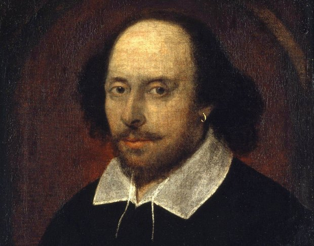 Shakespeare. Of course.