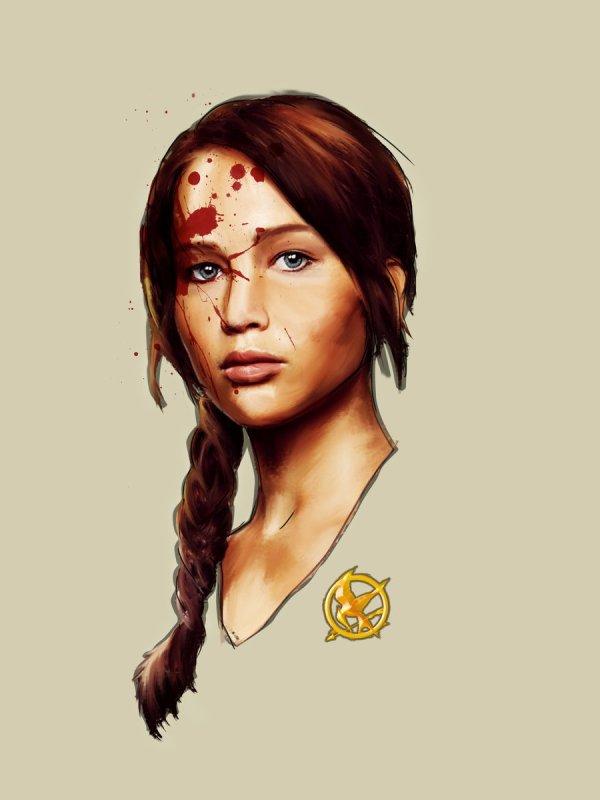 Katniss by WeaponXIX