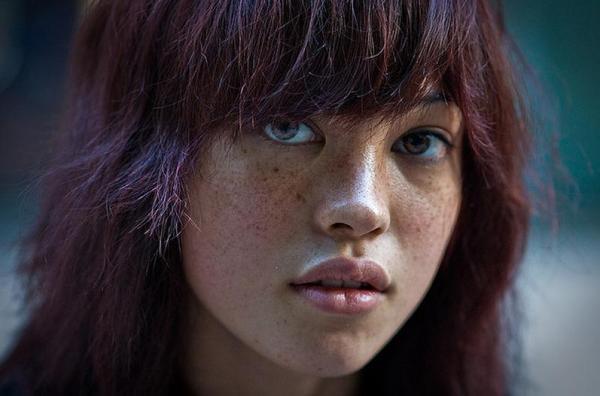 Stranger #7   Photography by Danny Santos