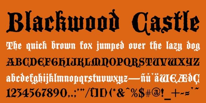 Halloween Fonts Free